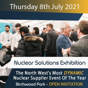Nuclear solutions exhibition 2021